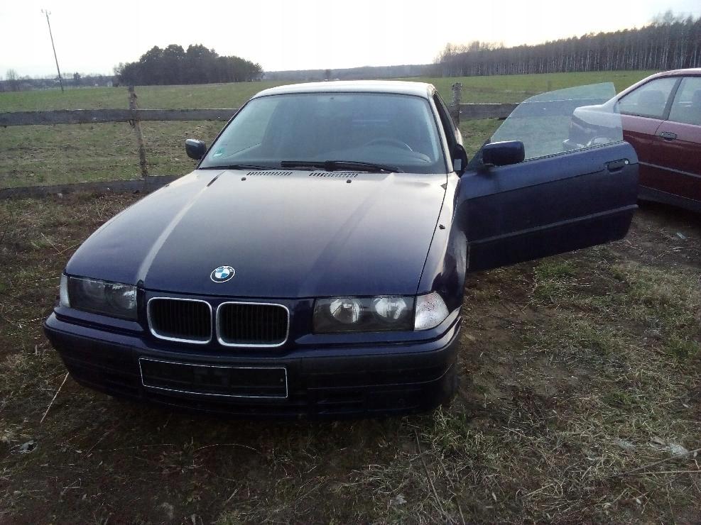 67b371b6d Bmw e36 coupe 1.8is klimatronik gaz - 7941188398 - oficjalne ...