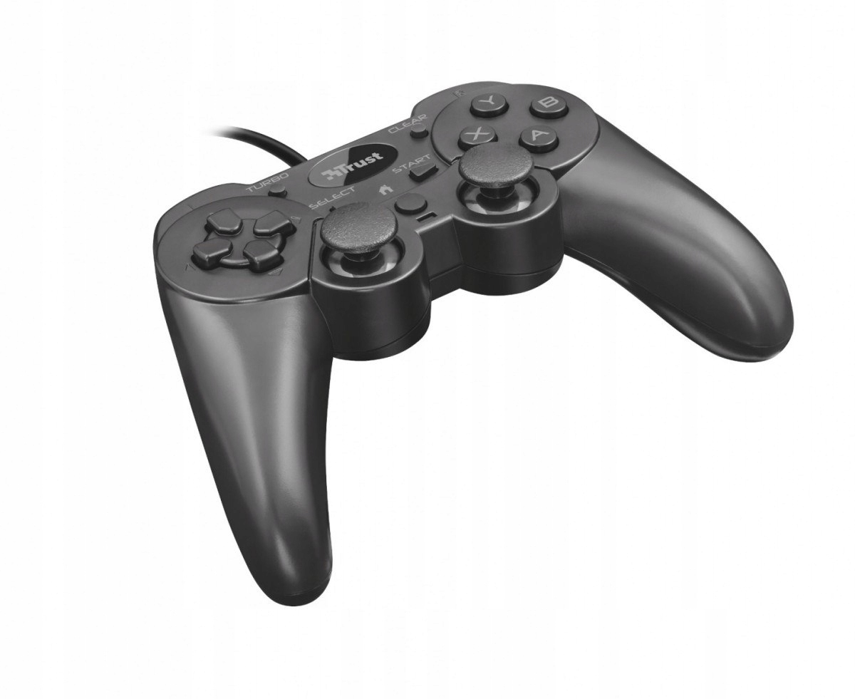 Ziva Wired Gamepad for pc and ps3