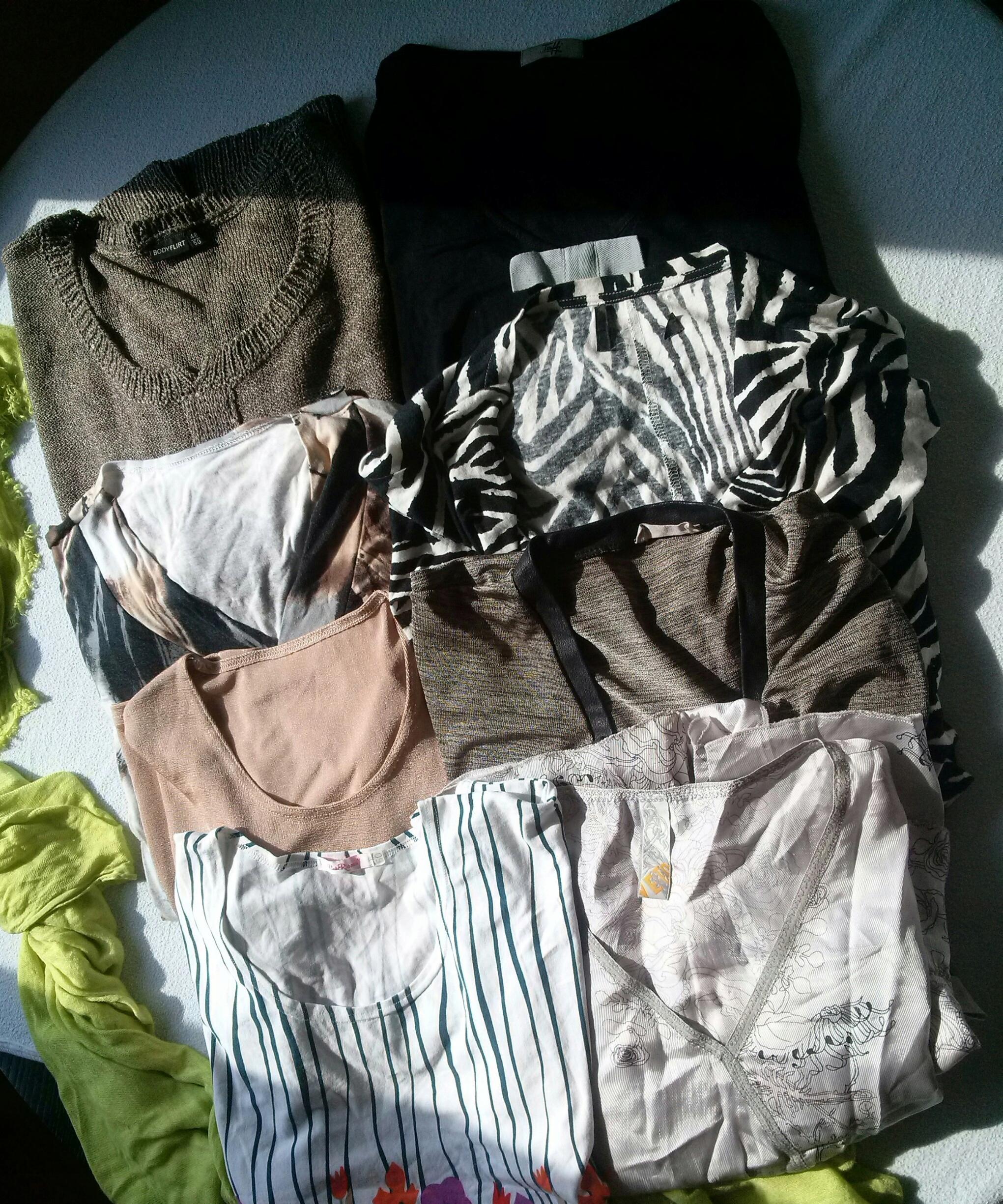 Zestaw ubrań damskich 48/50 + gratis. Okazja!