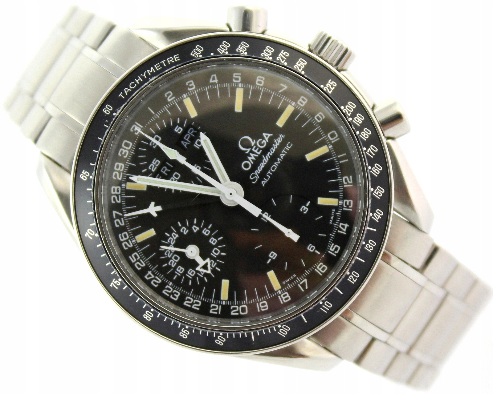 OMEGA SPEEDMASTER AUTOMATIC DAY DATE REF. 375.0084