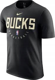 NIKE NBA BUCKS DRY TEE XL