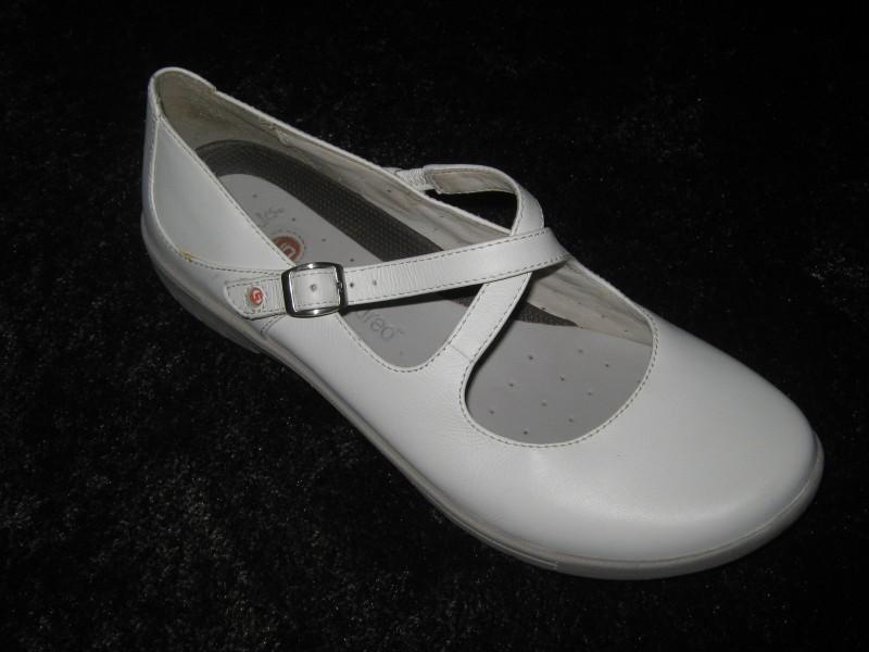 Jak nowe skórzane buty Clarks 6,5D - 39,5 / 25,5cm