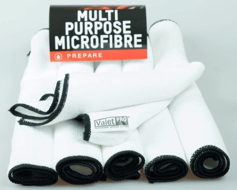 ValetPRO Multi Purpose Mikrofibry 6 PAK