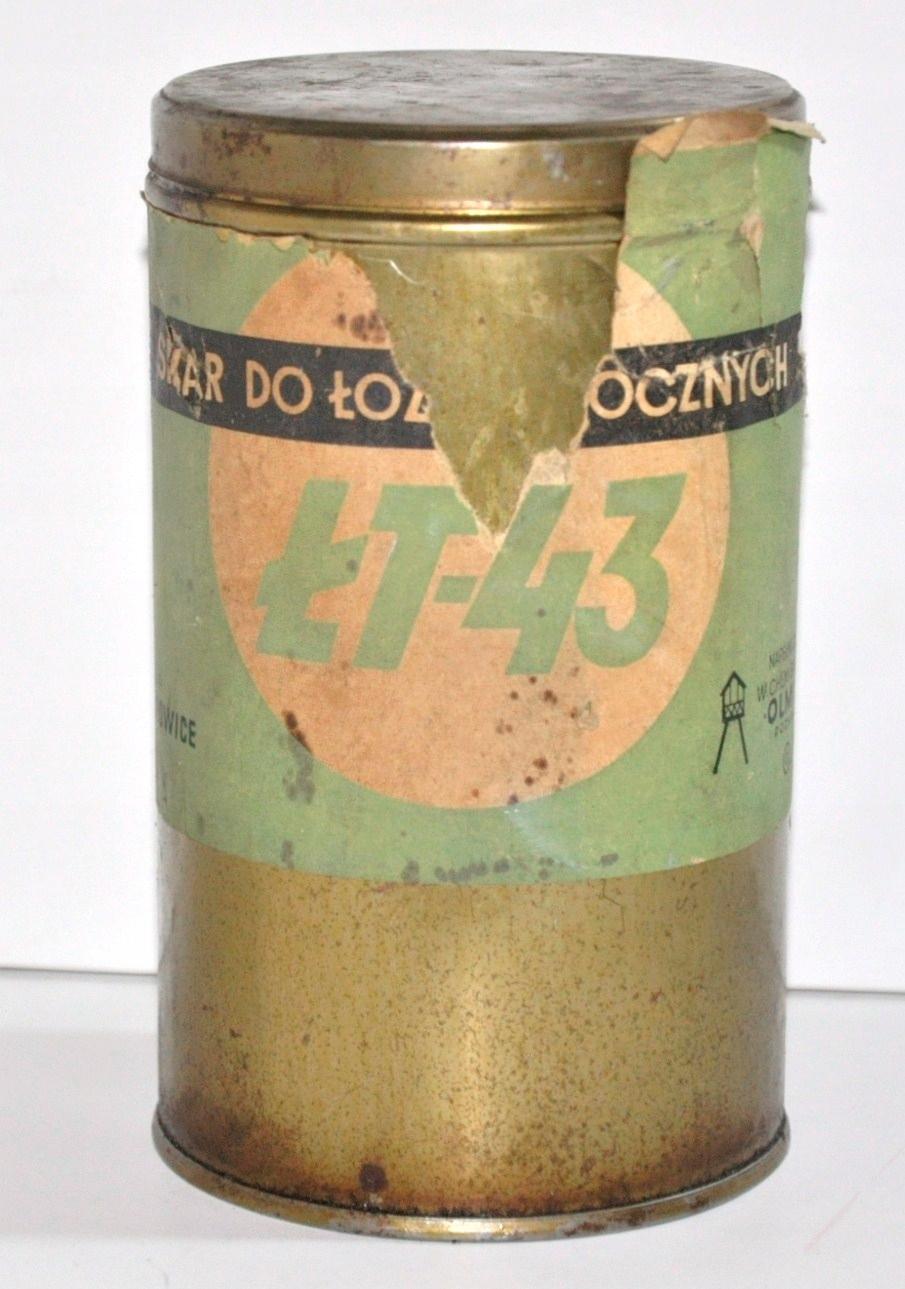 SMAR ŁT-43 ŁOŻYSKA TOCZNE CZECHOWICE