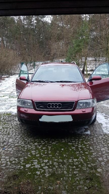 Audi A6 avant s-line quattro