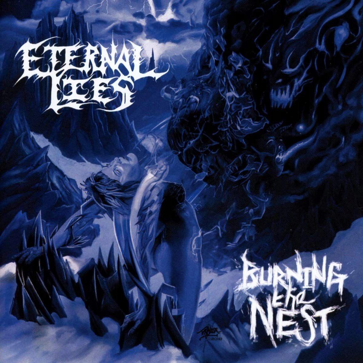 ETERNAL LIES: BURNING THE NEST [CD]