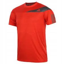 Koszulka męska do tenisa ADIDAS S15707, r.XL