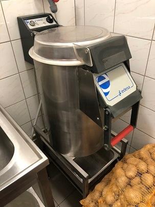 EDESA Obieraczka do ziemniaków wsad 10kg (PPS-10-M
