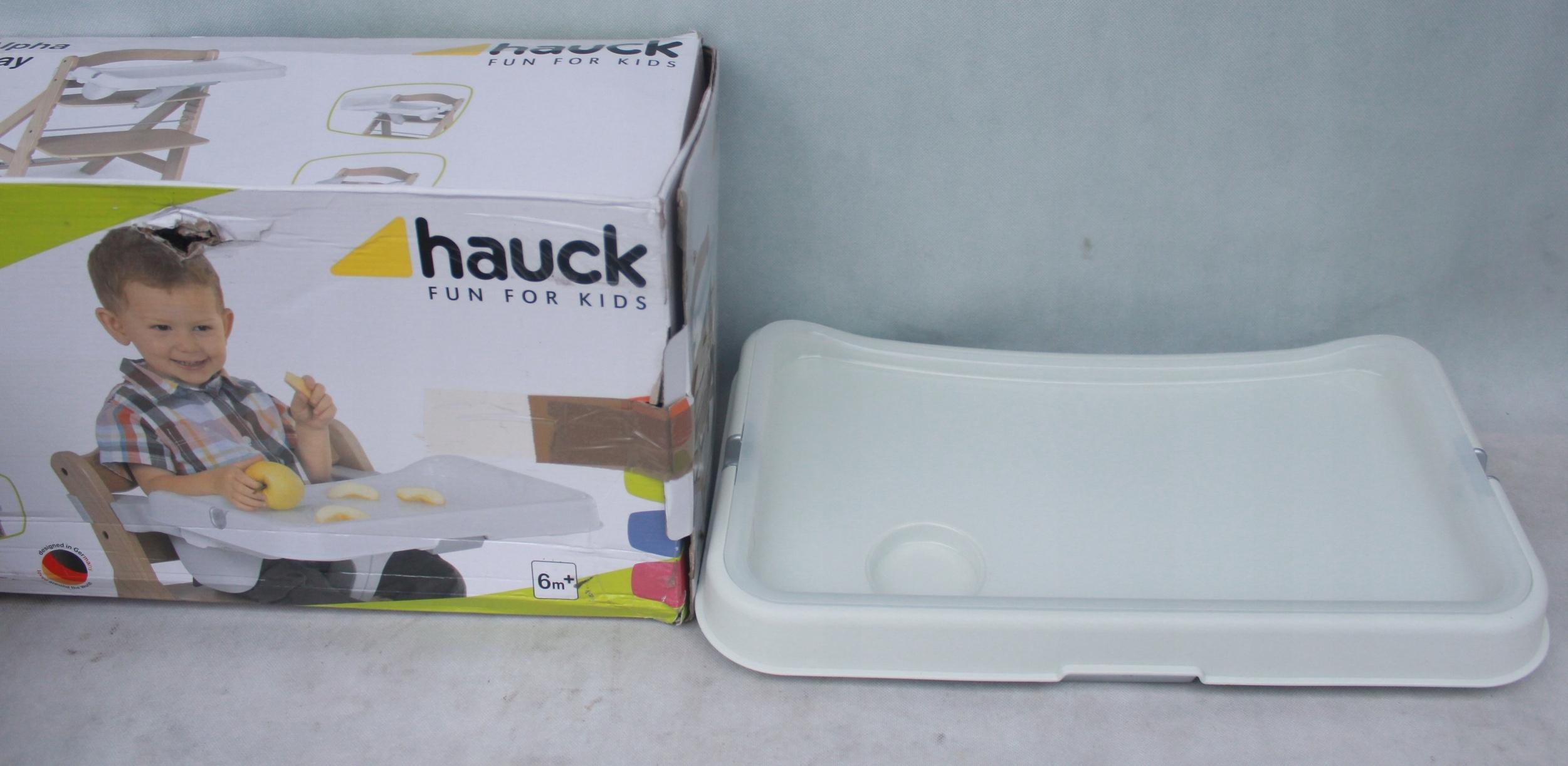 Hauck Alpha Tray SAM blat do krzesełka Alpha