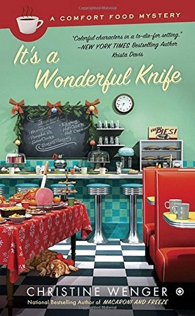 It's a Wonderful Knife CHRISTINE WENGER