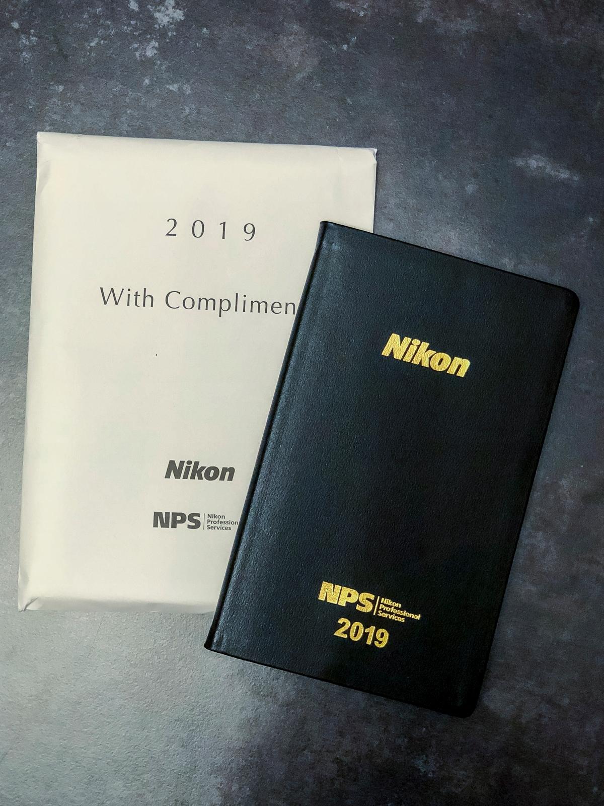 Nikon kalendarz 2019 NPS