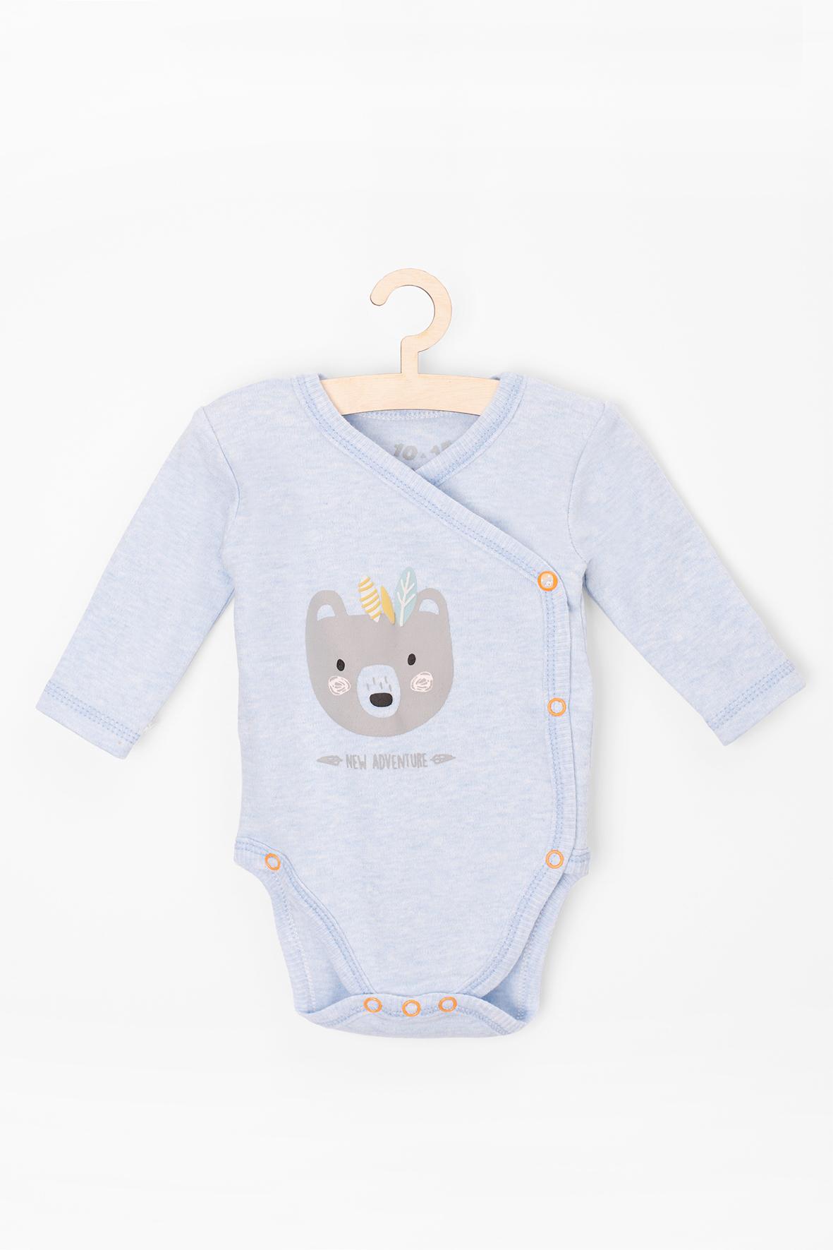 5.10.15. Body niemowlęce 100%bawełna 5W3611 56