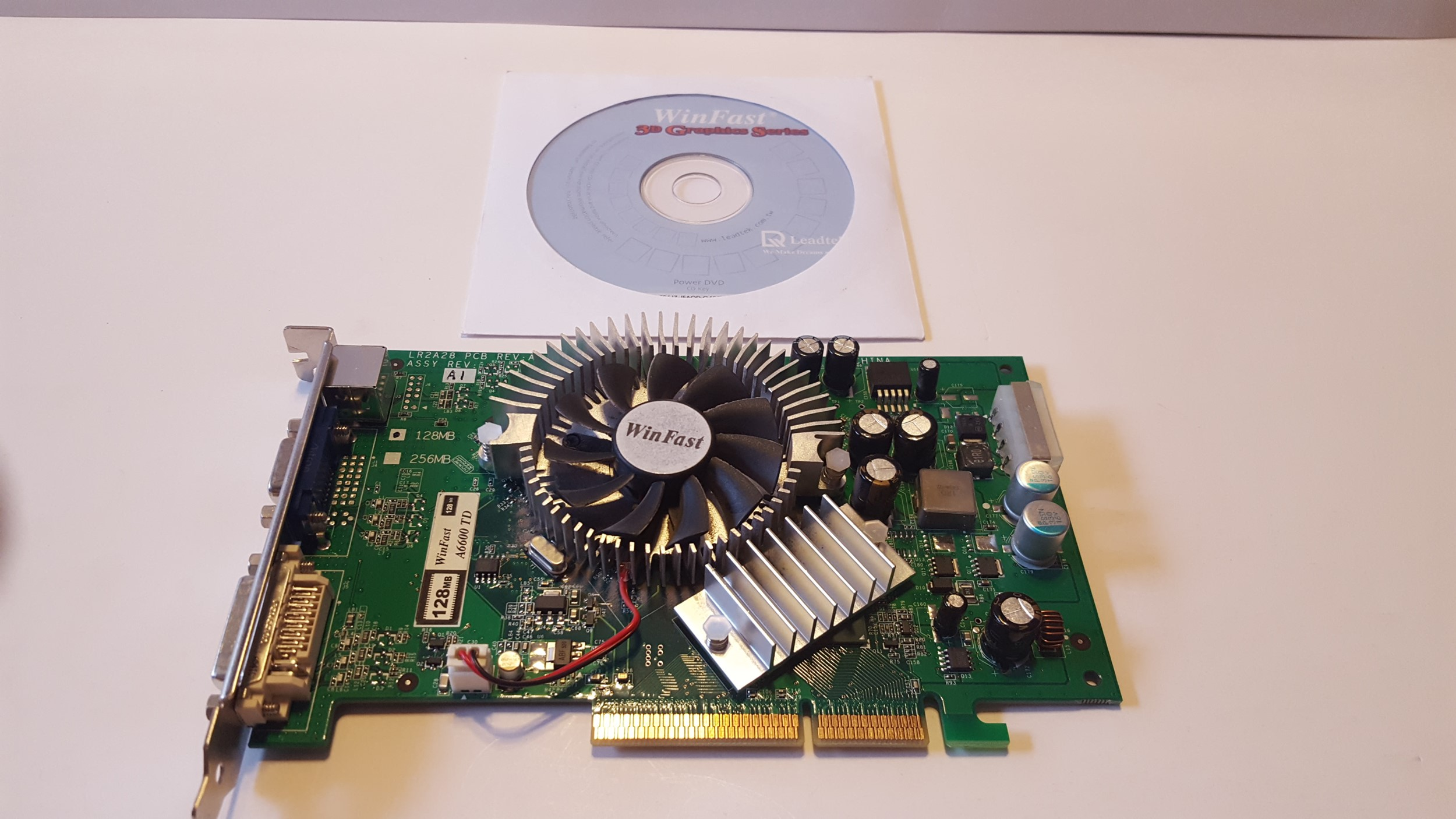 Geforce 128mb W Oficjalnym Archiwum Allegro Strona 3 Ofert Vga Pci 256 Mb Ddr2 8400gs 8300gs