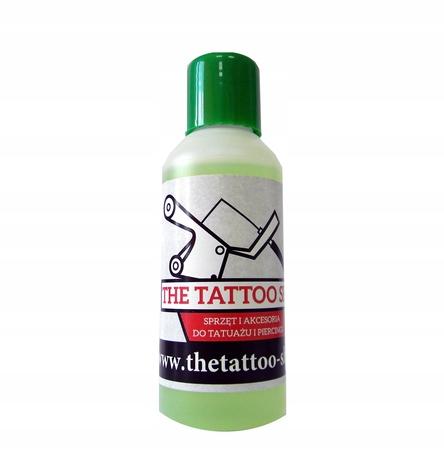 Zielone Mydło Chirurgiczne Do Przemywania Tatuażu