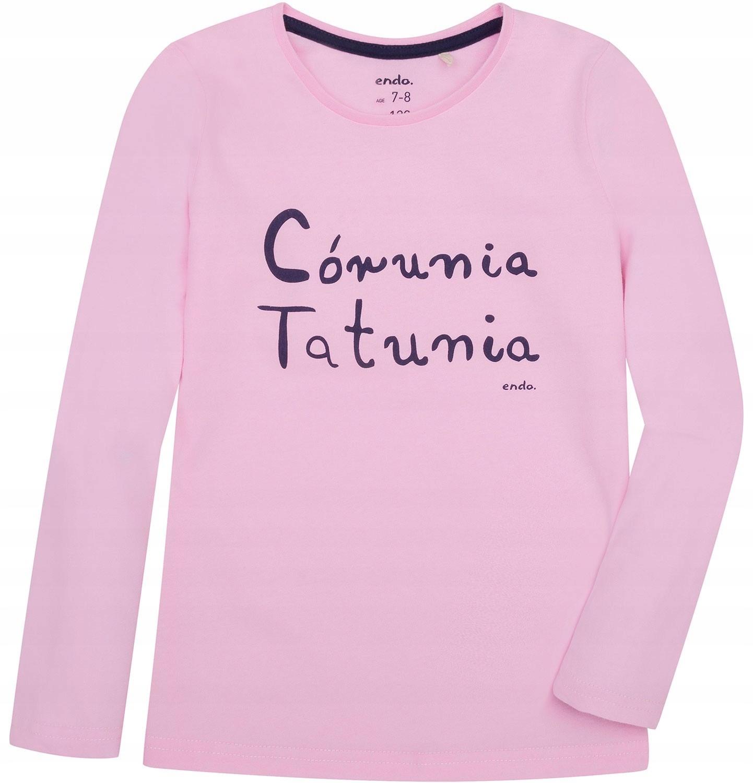 ENDO bluzeczka Córunia Tatunia NOWA TANIO