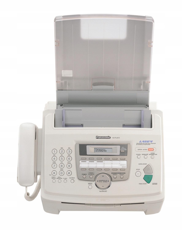 PANASONIC KX-FL 613 FAX TELEFON KOPIARKA