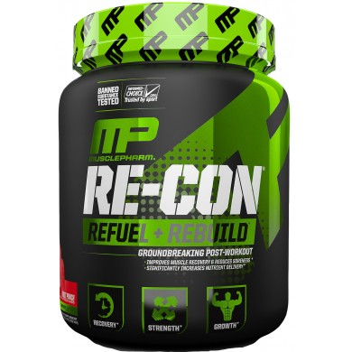 MUSCLE PHARM RE-CON SPORT 1020g + T-Shirt FREE