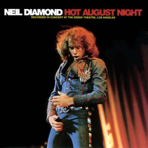Neil Diamond - Hot August Night - 2LP US