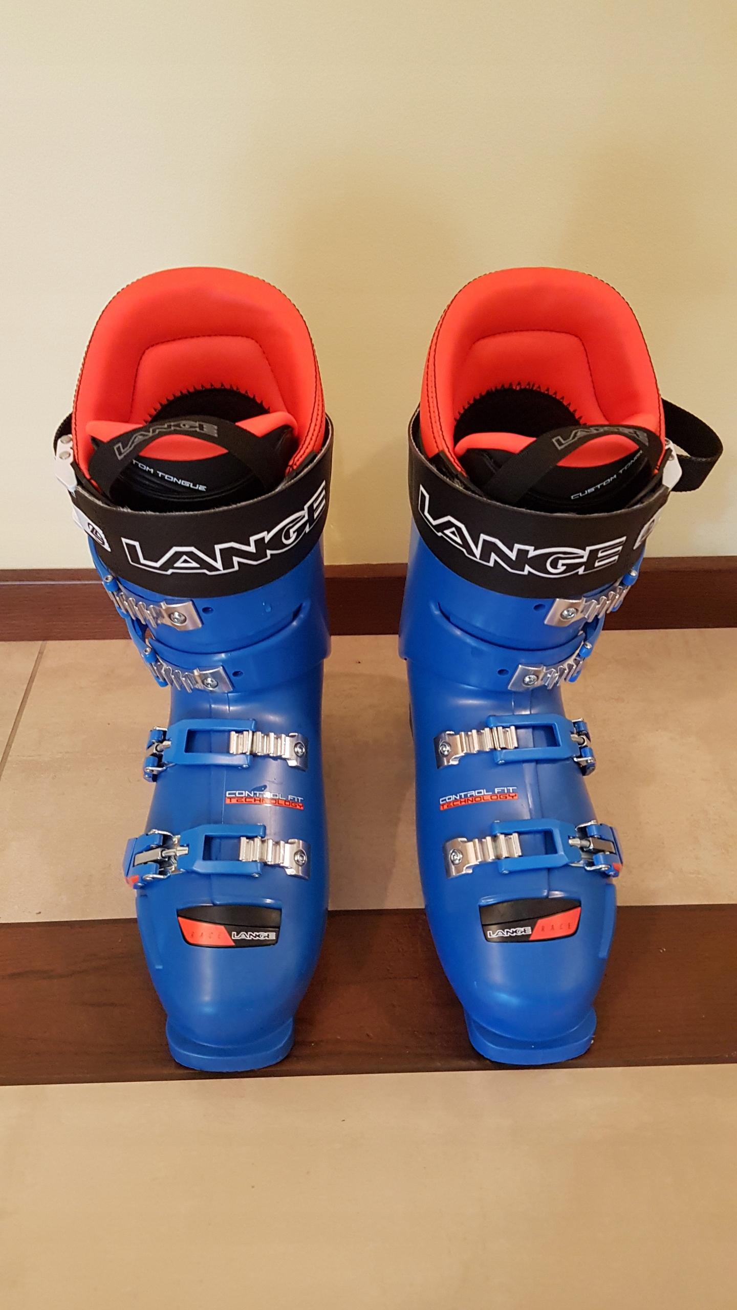 Buty narciarskie LANGE RS 130 (27-27,5)