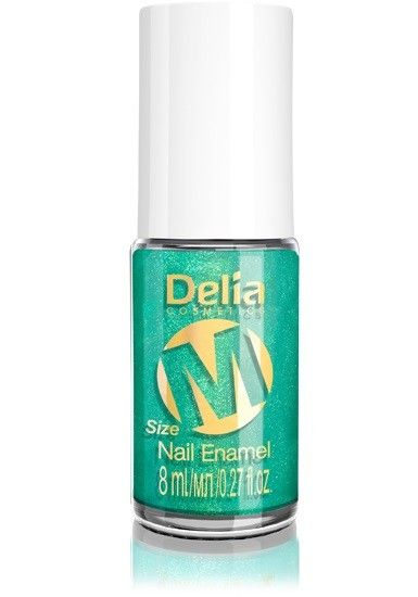 Delia Cosmetics Size M Emalia do paznokci 8.09 8