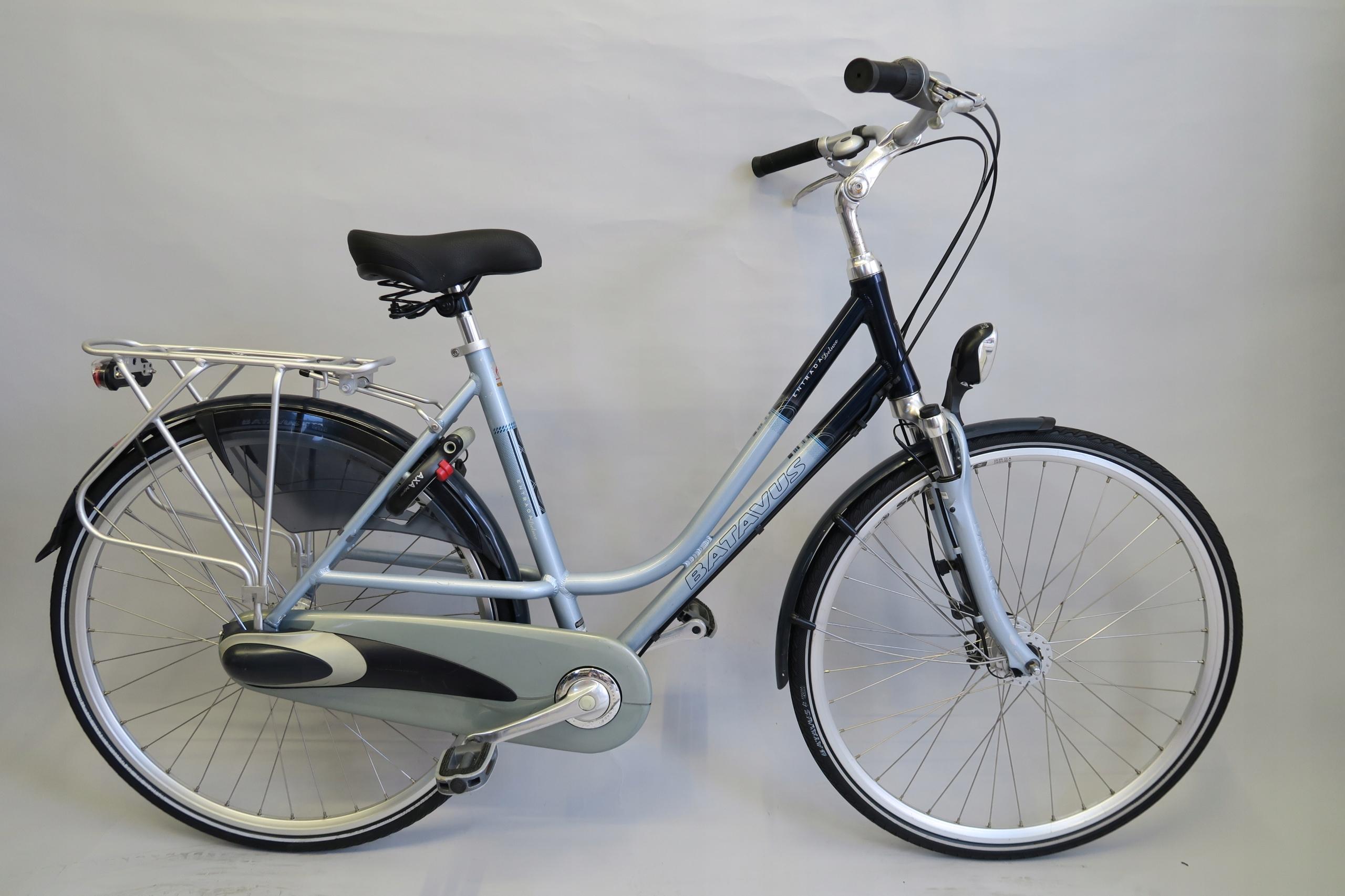 Markowy rower holenderski Batavus Entrada Nexus