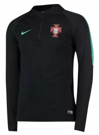 Bluza Nike Portugalia czarna JR size 158-170
