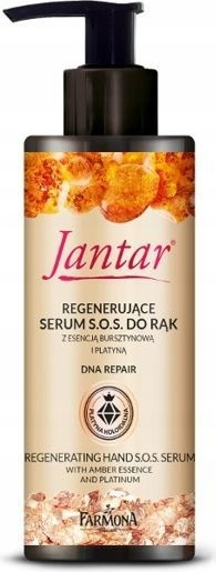 Farmona Jantar DNA Repair Serum S.O.S do rąk regen