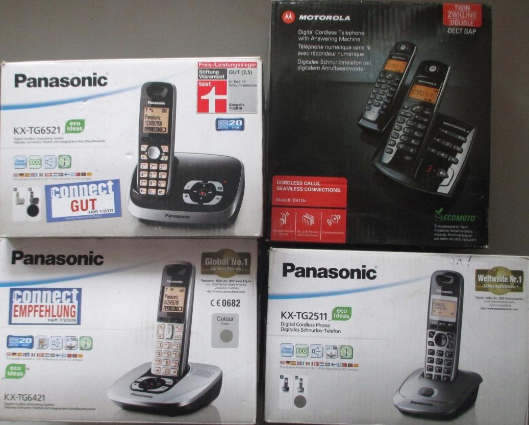 Telefon Stacjonarny Motorola Wyprzedaż Okazja!!!