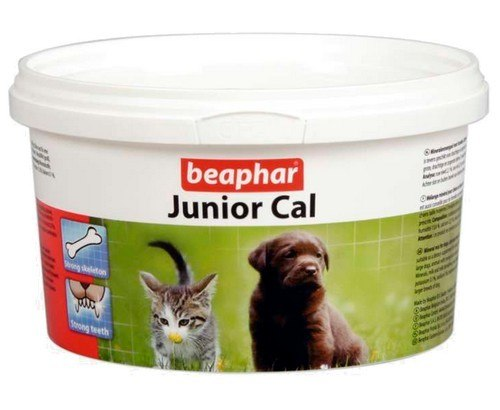 Beaphar Junior Cal - preparat wapniowy 200g