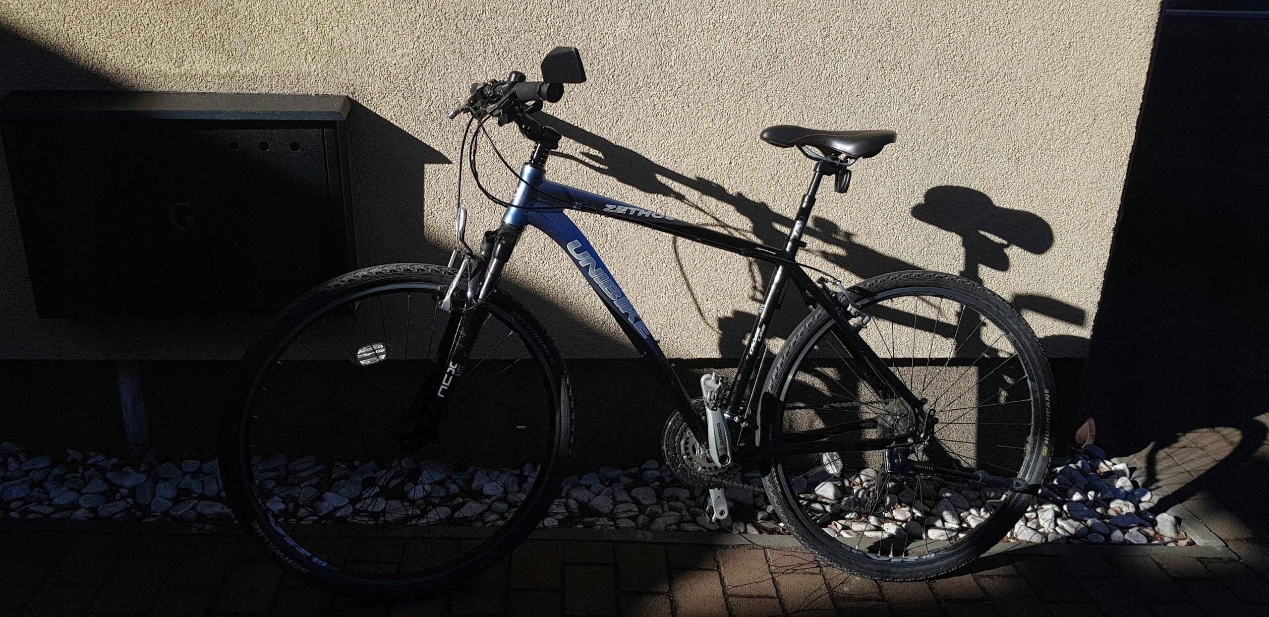 Rower Unibike Zethos 19 - Wrocław - Dobry Stan