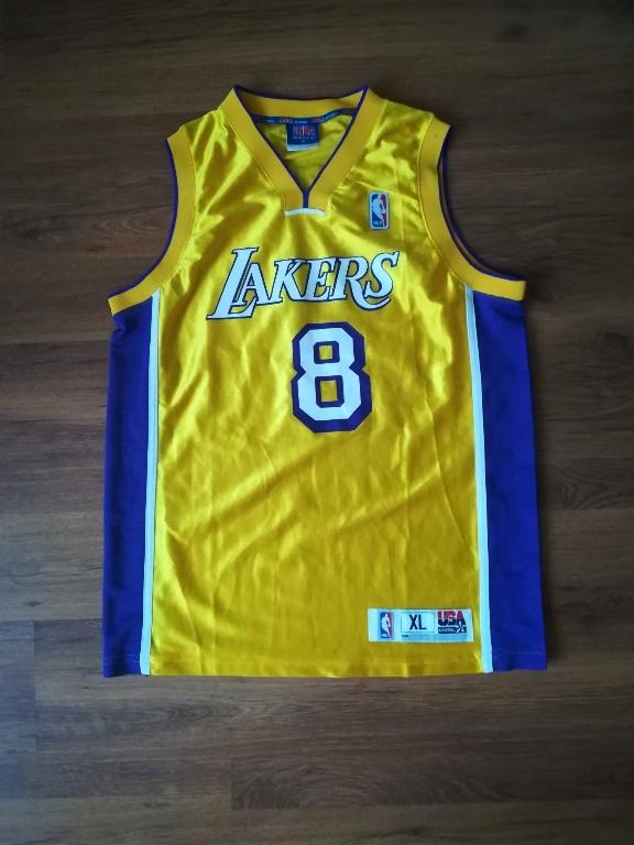 Koszulka NBA Los Angeles Lakers Bryant xl
