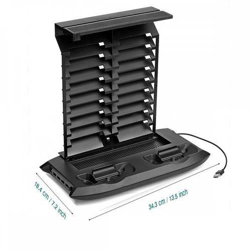 J513 Younik VG-06 podstawka wentylator pod PS4