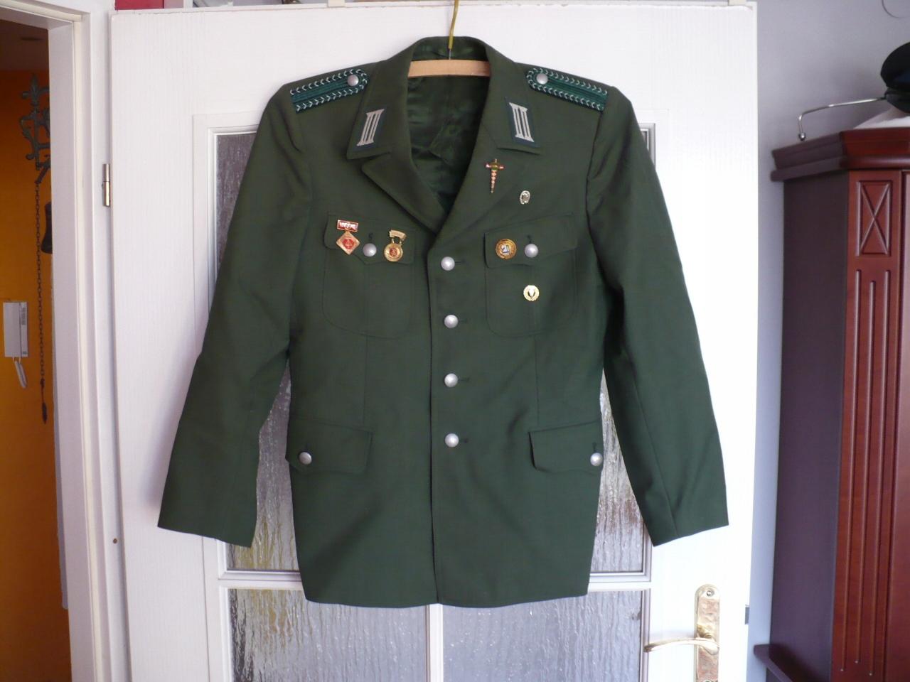 DDR - marynarka munduru - NRD