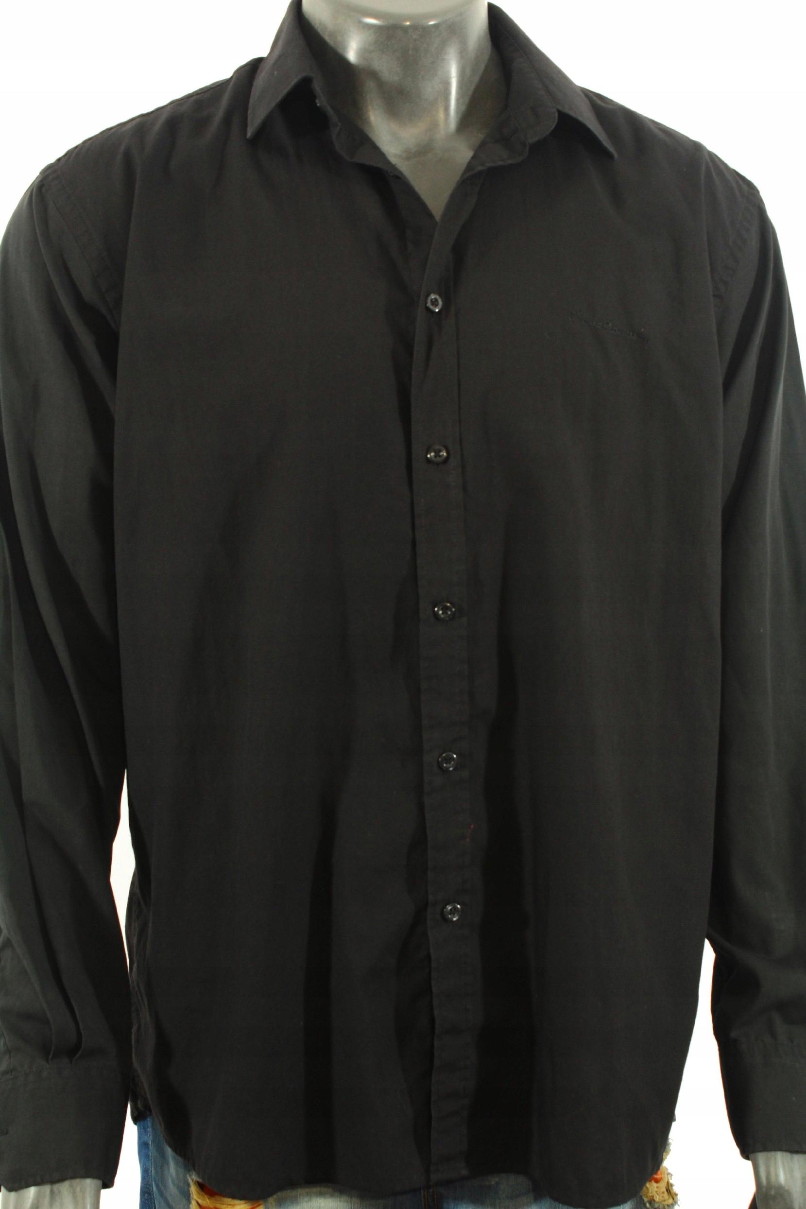 PIERRE CARDIN Koszula logowana stylowa! XXL 2XL