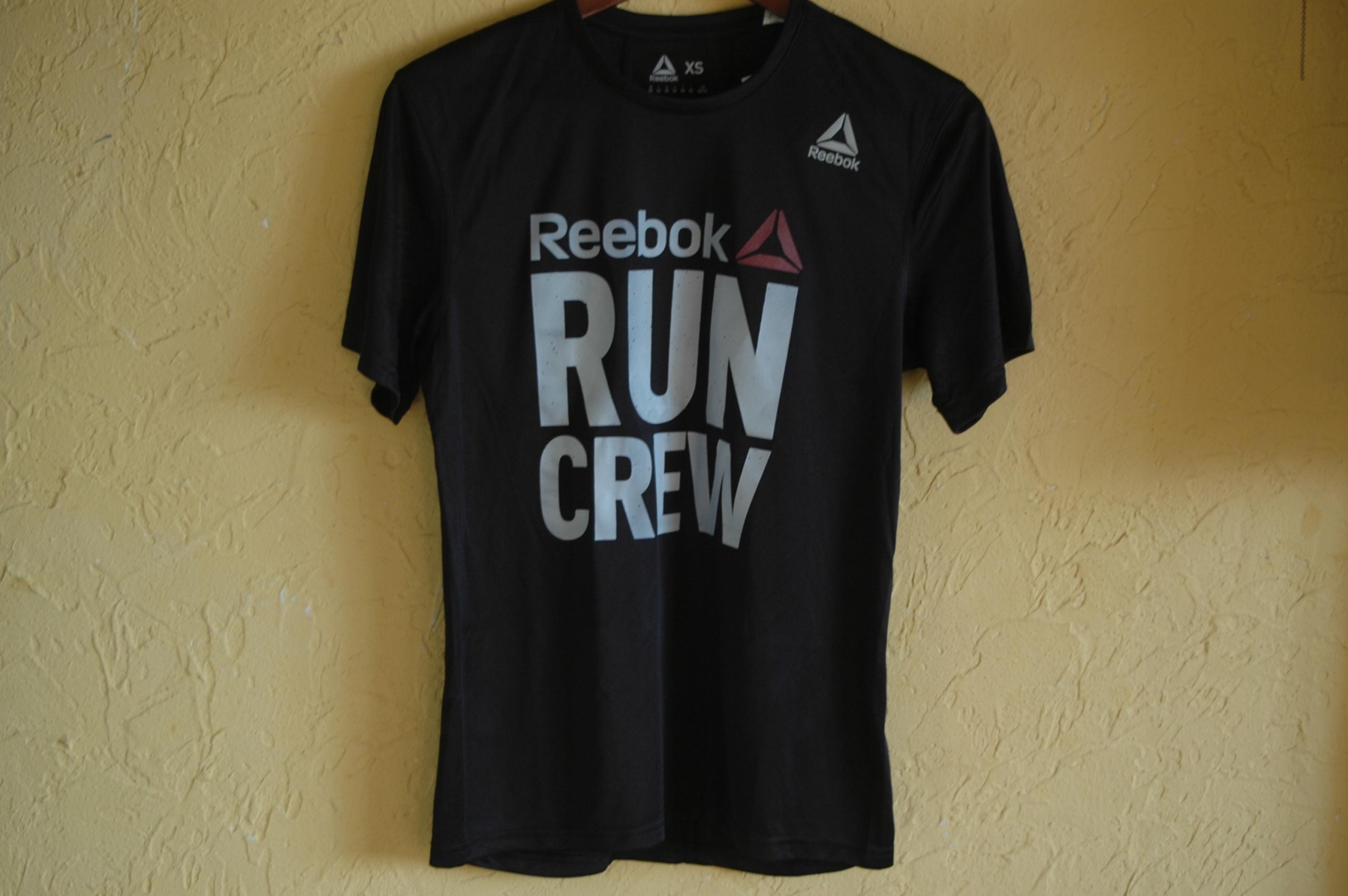 Koszulka REEBOK SPEEDWICK - RUN CREW Roz. XS - (5)