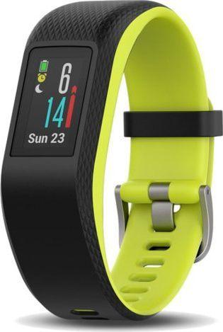 Smartband Garmin Vivosport zielony duży (010-01789