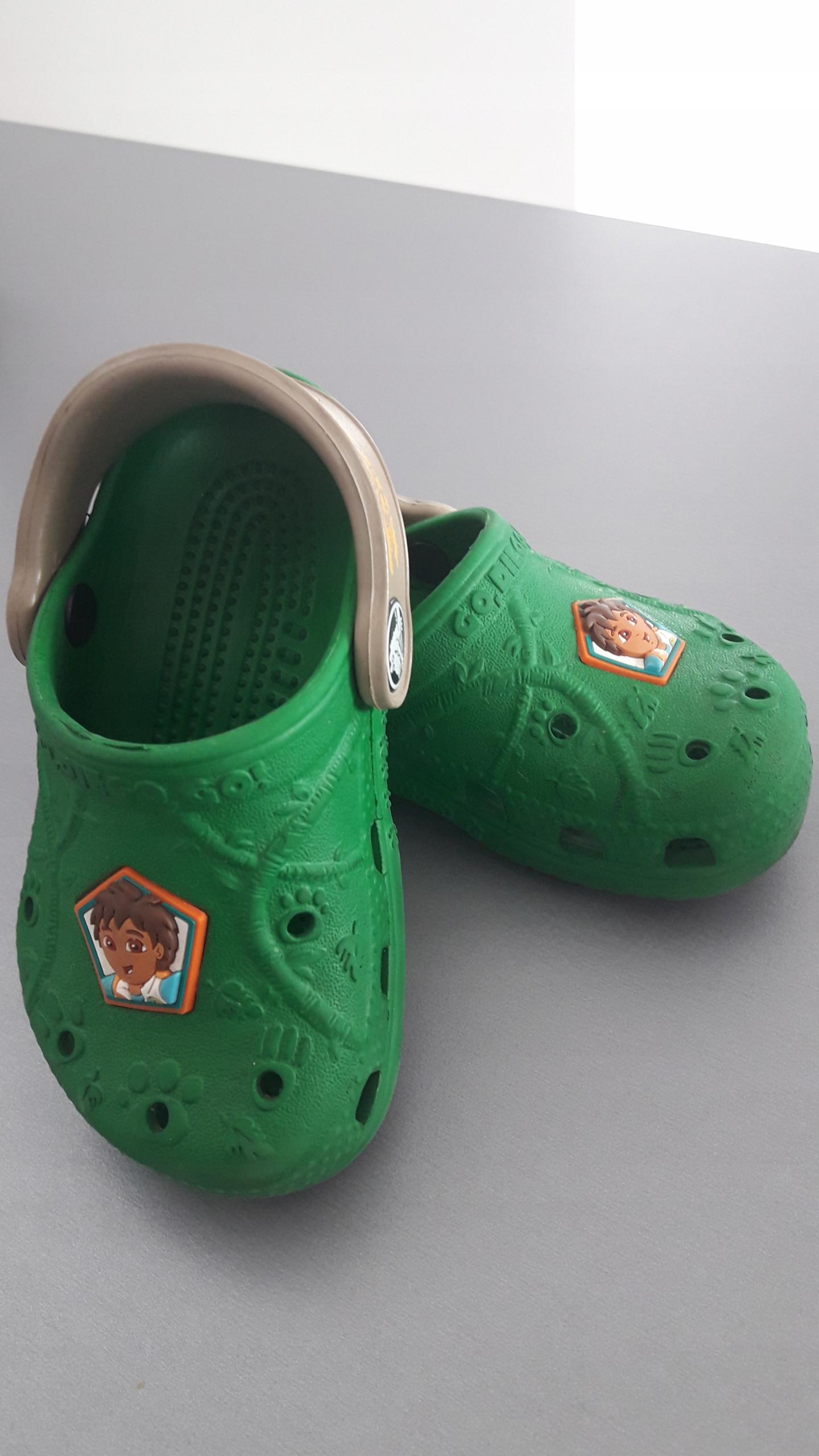 Buty Crocs Go Diego go ! rozmiar 22