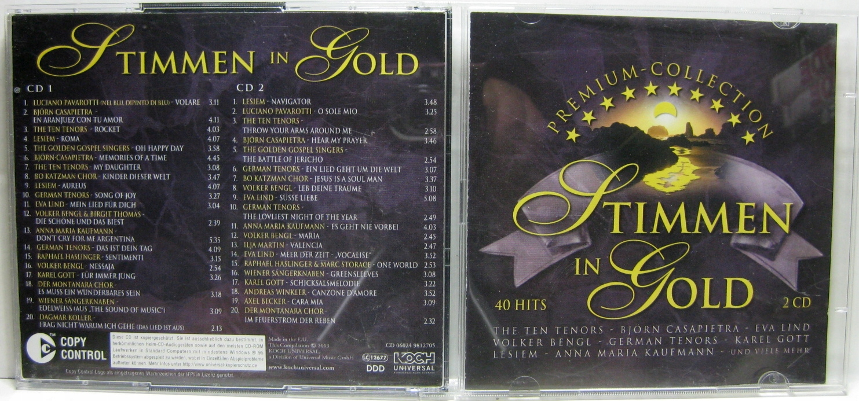 Stimmen In Gold / 2CD