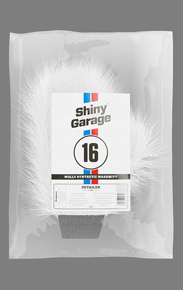 Shiny Garage Wolly Synthetic Wash Mitt