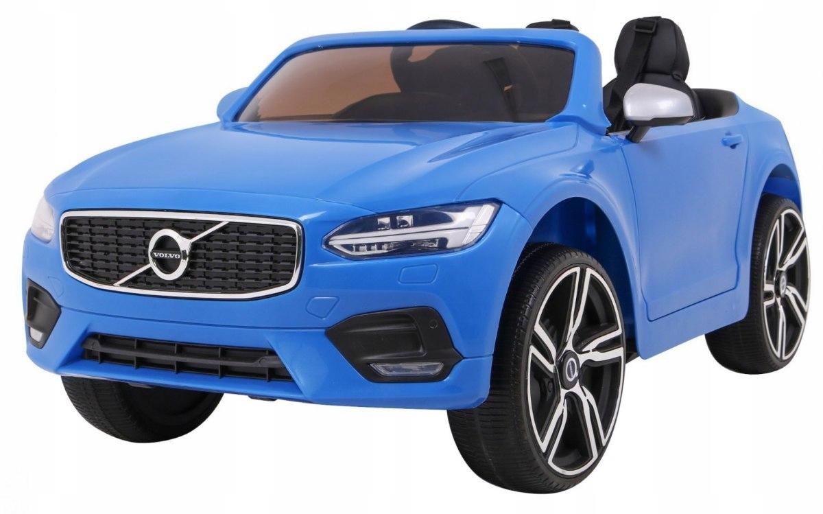 Pojazd VOLVO S90 Niebieski