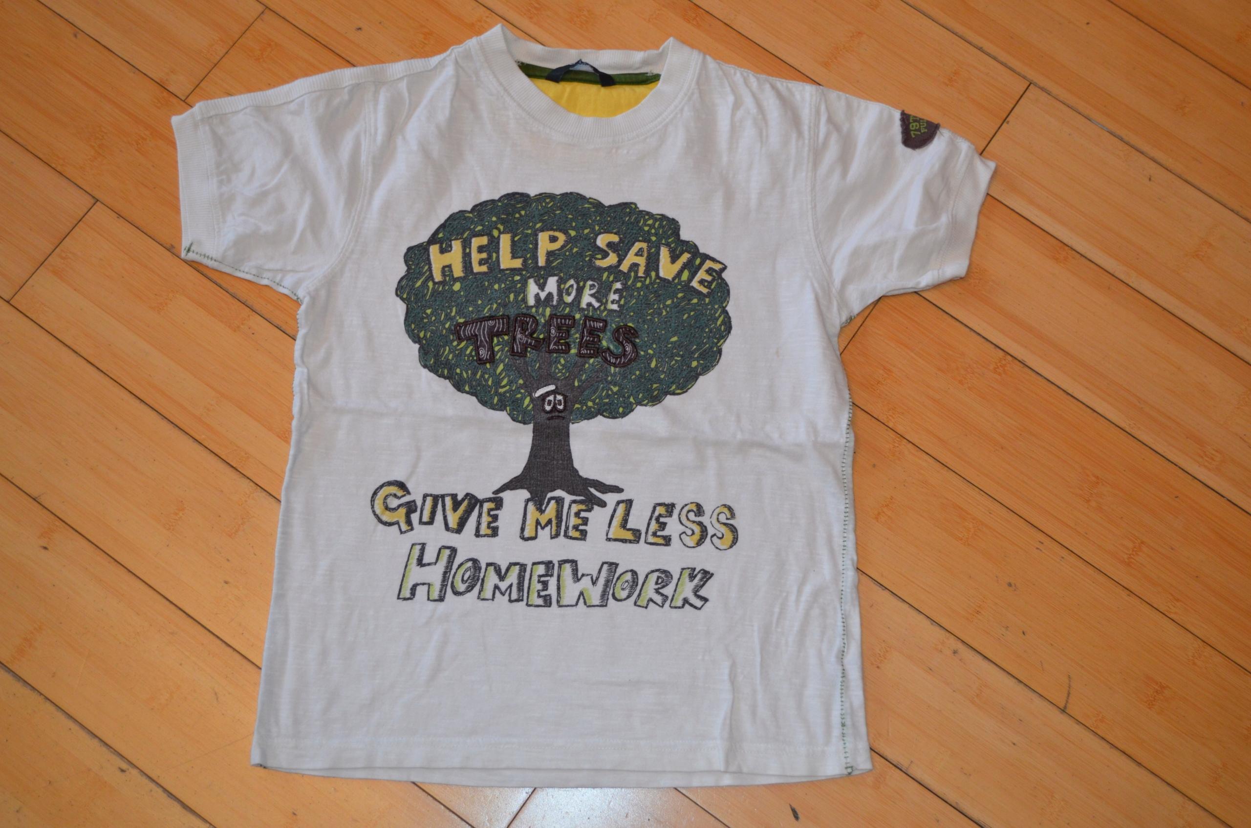Koszulka Bluzka GEORGE 122-128 / 7-8 lat