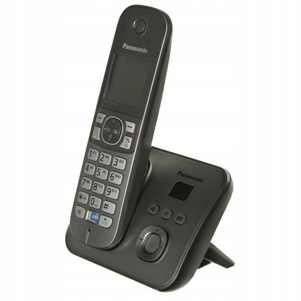 D599X Panasonic KX TG6811JTS telefon bezprzewodowy
