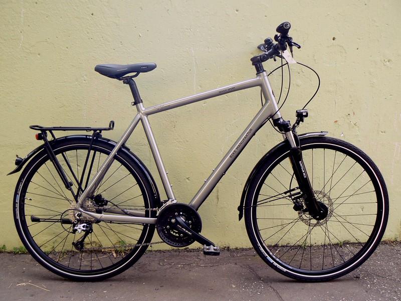 Duży Bike Manufaktur / Deore XT / jsuper stan WWA