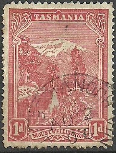 Kol. angielska Tasmania 1 P Widok