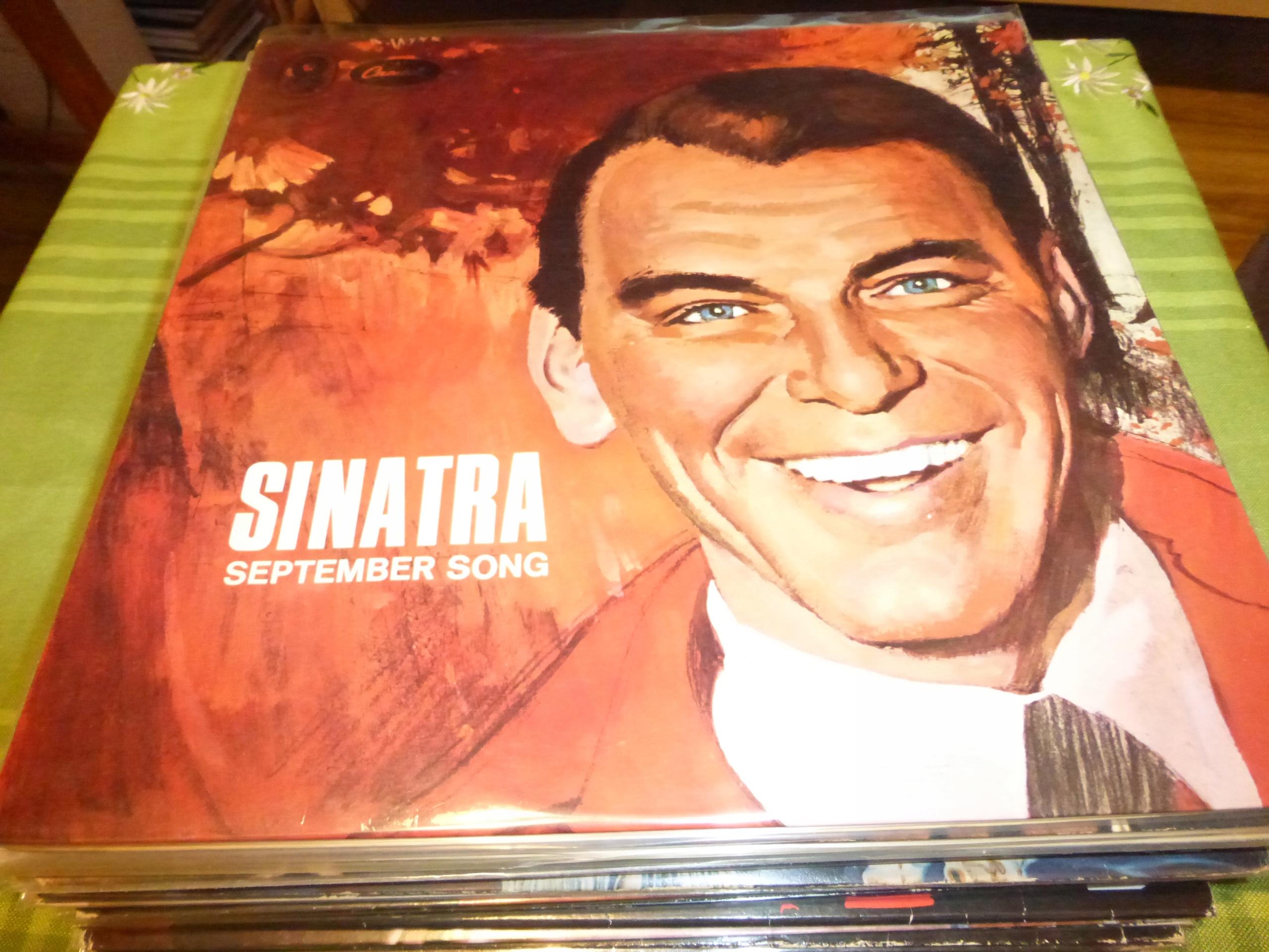 Frank Sinatra - September Song UK '67