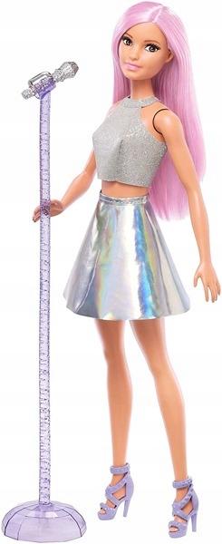 BARBIE YOU CAN BE Lalka GWIAZDA POP FXN98 Mattel