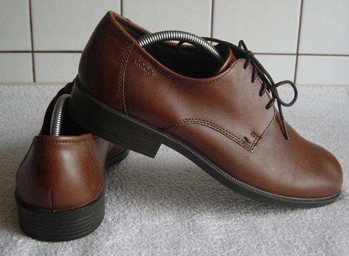 ECCO buty męskie rozm 42 27,5 cm SKÓRA STAN IDEAŁ