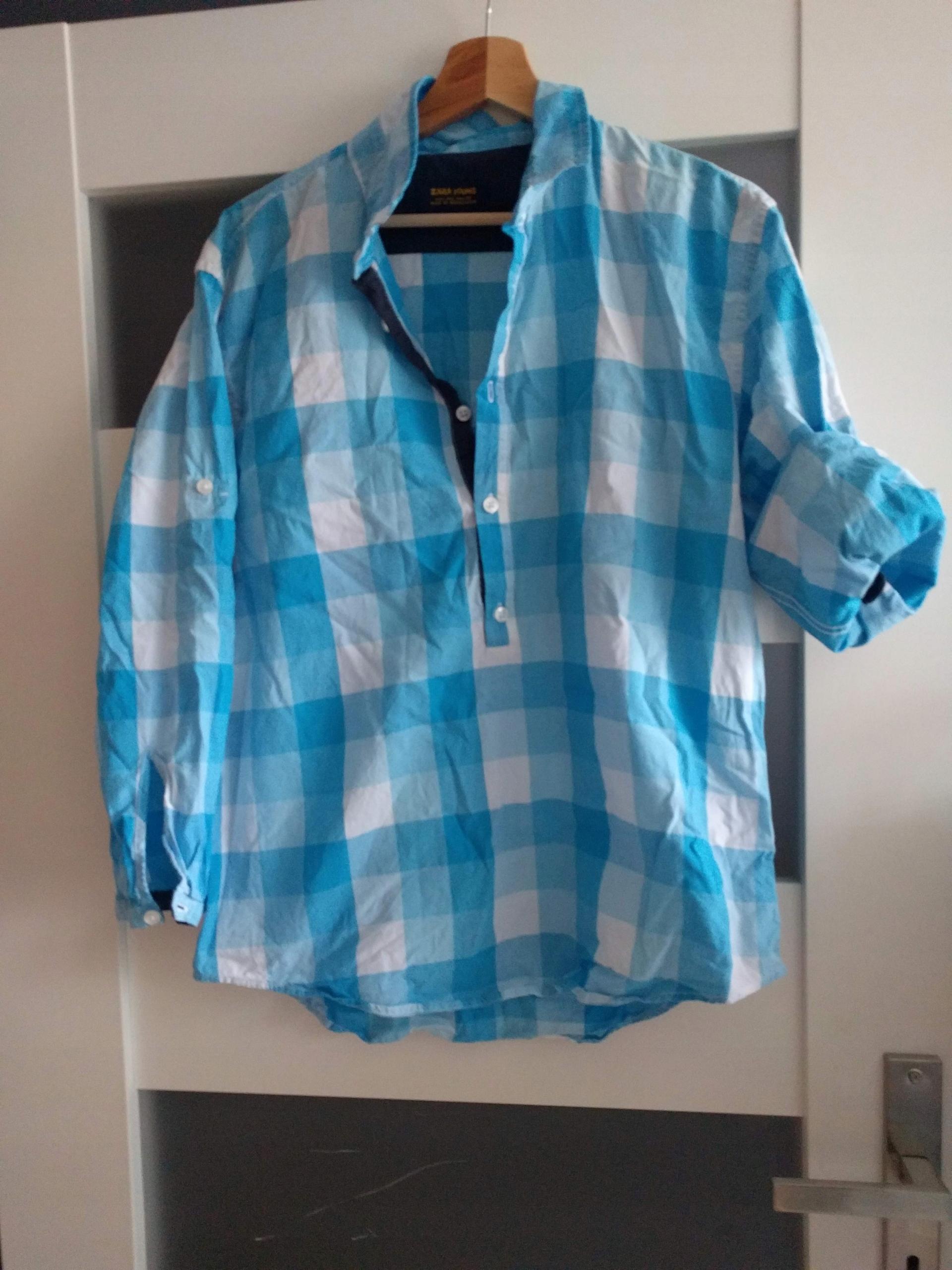 Koszula chłopięca ZARA YOUNG, rozmiar L