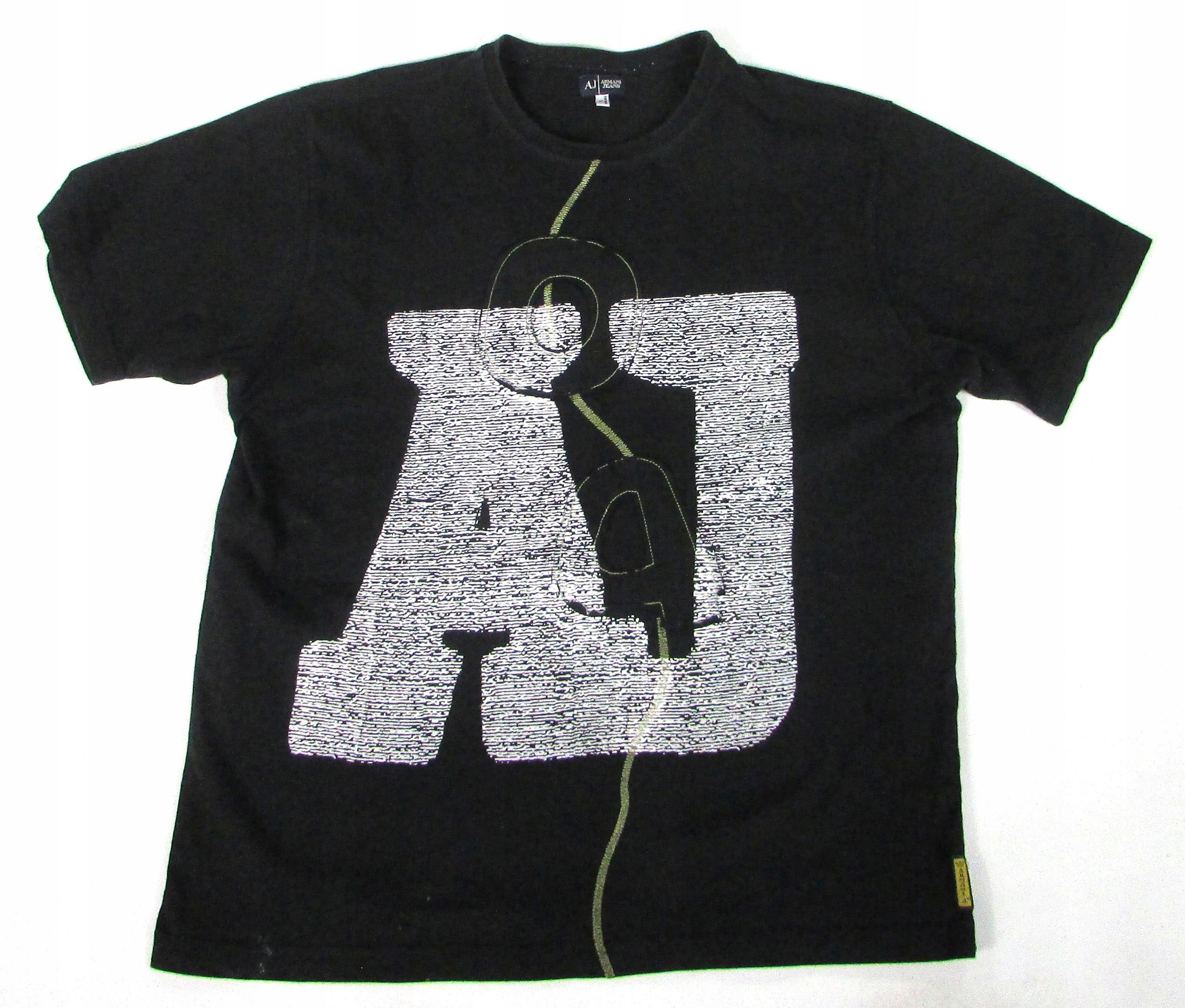 ** ARMANI JEANS **__L__Modny, super t-shirt