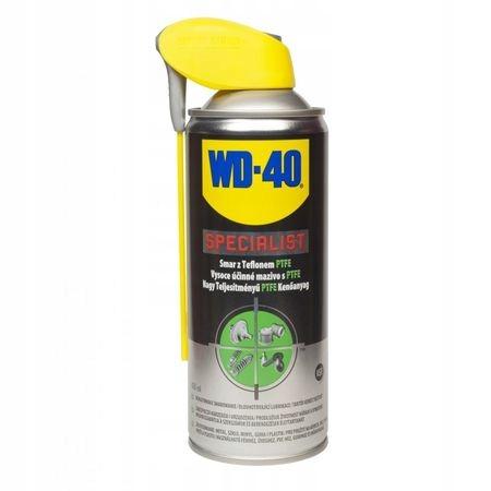 WD-40 SPECIALIST smar teflonowy PTFE 400 ML